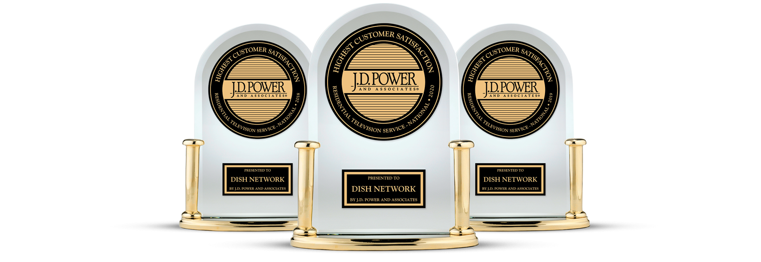 DISH Customer Satisfaction - Ranked #1 by JD Power - Terry's Satellite City in Louisville, Kentucky - DISH Authorized Retailer